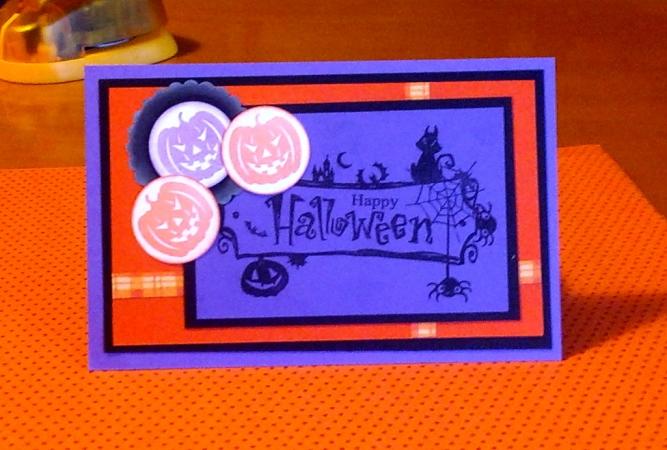 Biglietto Halloween Biglietti