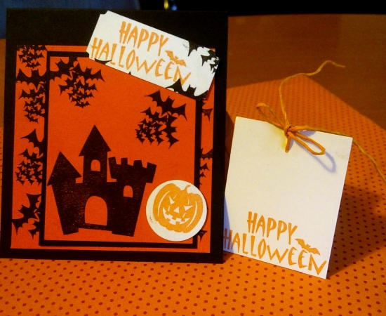 Biglietto per Halloween Biglietti