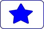 Fustella stella 15mm. cod. S57 FUSTELLE SMALL