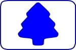Fustella albero 15mm. cod. S28 FUSTELLE SMALL