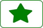 Fustella stella 25mm. cod. M22 FUSTELLE MEDIE
