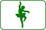 Fustella ballerina 25mm. cod. M13 FUSTELLE MEDIE