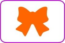 Fustella fiocco cm. 3,8 cod. XM21 FUSTELLE 3,8