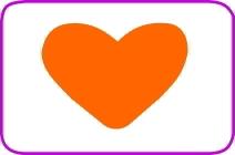 Fustella cuore cm. 3,8 cod. XM18 FUSTELLE 3,8
