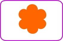 Fustella fiorella cm. 3,8 cod. XM22 FUSTELLE 3,8