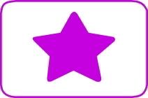 Fustella stella cm. 5,00 cod. L23 FUSTELLE 5,00