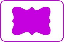 Fustella cornice cm. 5,00 cod. L37 FUSTELLE 5,00
