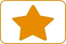 Fustella stella cm 7,5 cod. XL11 FUSTELLE 7,5