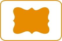 Fustella cornice cm 7,5 cod. XL16 FUSTELLE 7,5