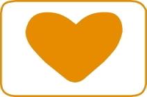 Perforatore cuore cm 7,5 FUSTELLE 7,5
