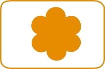 Fustella fiorella cm 7,5 cod. XL01 FUSTELLE 7,5