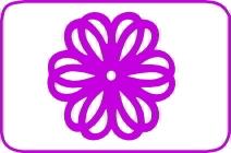 Fustella petunia cod. L101 FUSTELLE SILHOUETTE
