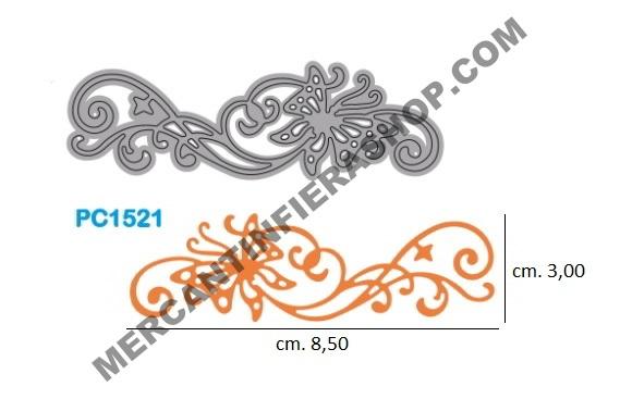 Fustella sottile cod. PC1521 SOTTILI