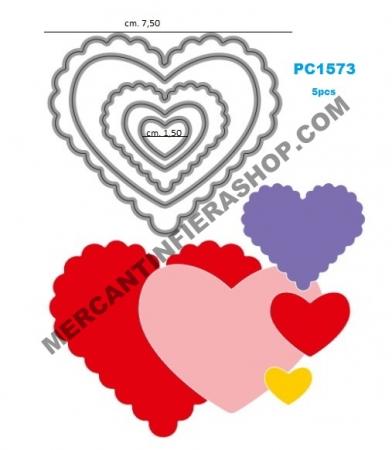 Fustella sottile cod. PC1573 SOTTILI