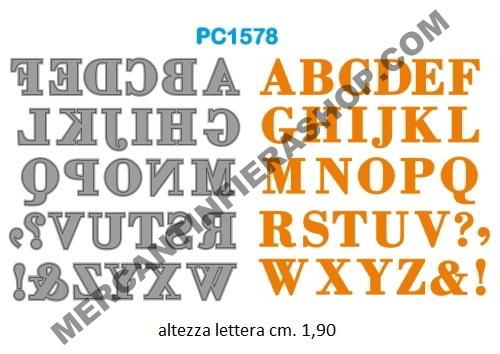 Fustella sottile cod. PC1578 SOTTILI