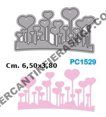 Fustella sottile cod. PC1529 SOTTILI
