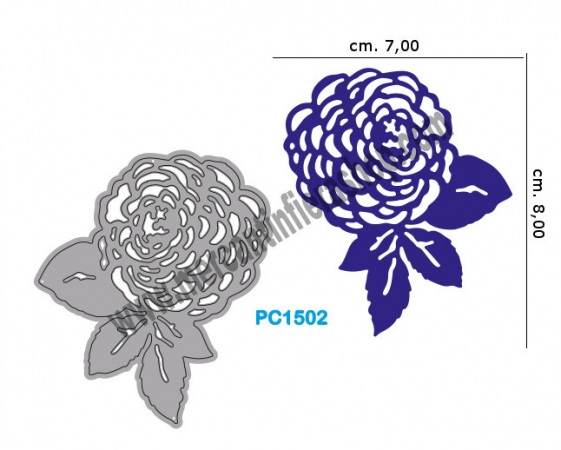 Fustella sottile cod. PC1502 SOTTILI