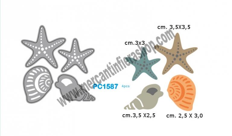Fustella sottile cod. PC1587 SOTTILI