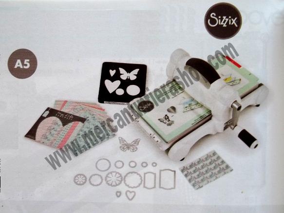 SIZZIX BIG SHOT STARTER KIT cod. 661545