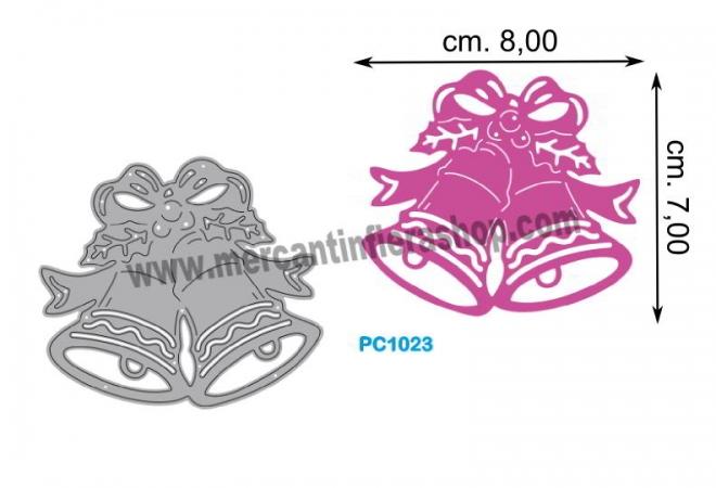 Fustella sottile cod. PC1023 SOTTILI