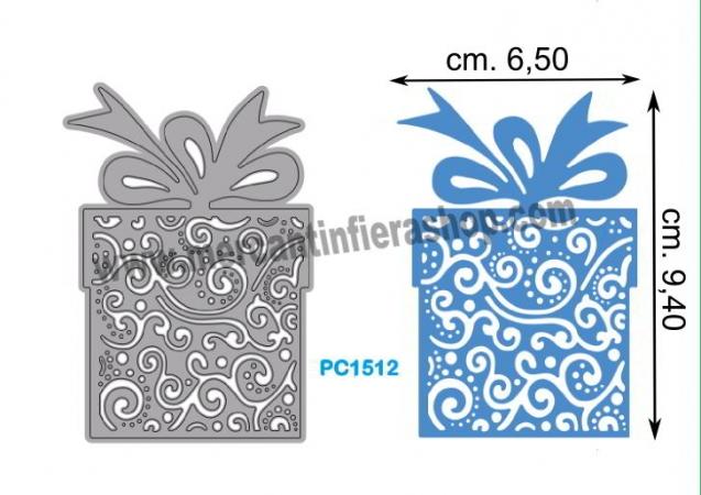 Fustella sottile cod. PC1512 SOTTILI