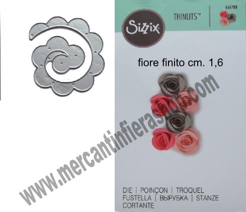 Thinlits Sizzix cod 661788 SOTTILI