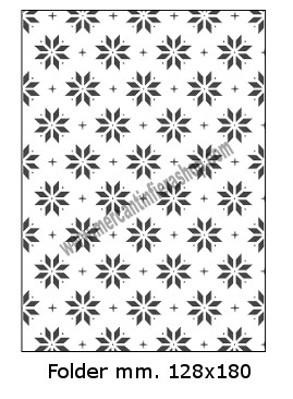 Embossing Folder per Big Shot EMBOSSING