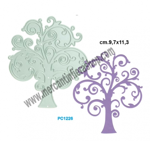 Fustella sottile cod. PC1226 SOTTILI