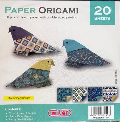 Carta Origami cod. OP15G CARTA
