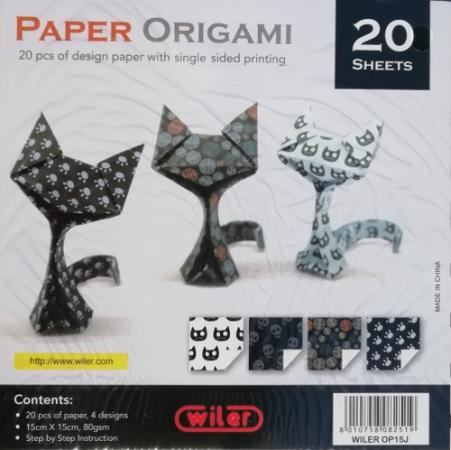 Carta Origami cod. OP15J CARTA